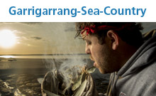 Garrigarrang: Sea Country exhibition