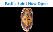 Pacific Spirit Now Open