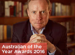 Australian of the Year Award exhibition