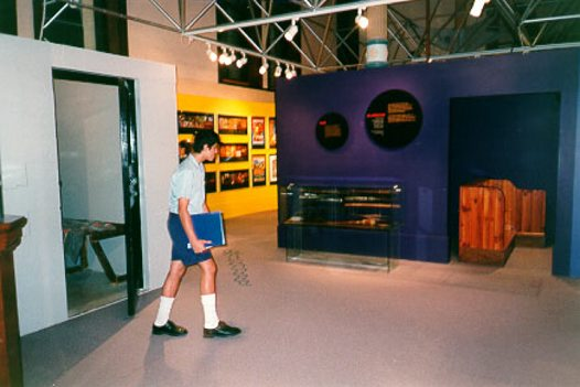 Indigenous Australians exhibition c.1998