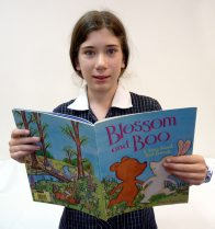 Blossom and Boo Book
