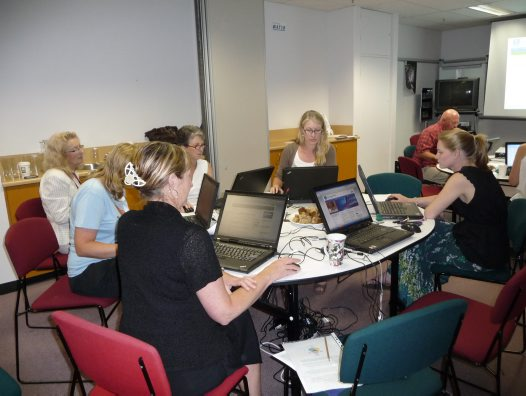 Web to Classroom Workshop