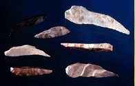 Bondi points stone tools