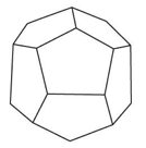 Crystal group 1: Cubic - Pyritohedron
