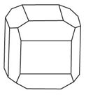 Crystal group 1: Cubic - Cube and Pyritohedron