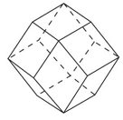 Crystal group 1: Cubic - Dodecahedron