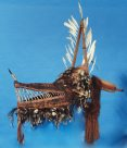 Crocodile Mask from Torres Strait E17339