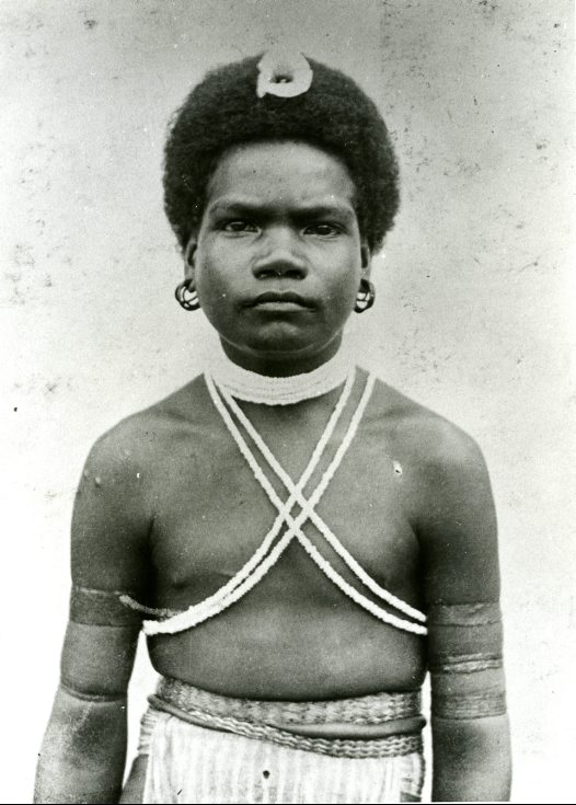 Gembud of Collingwood Bay, PNG