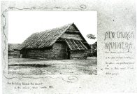 New church in Wanigela, Oro Province, PNG