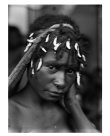 Woman of Fane village, Central Province, PNG