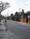 The main street of Banjar Sangging
