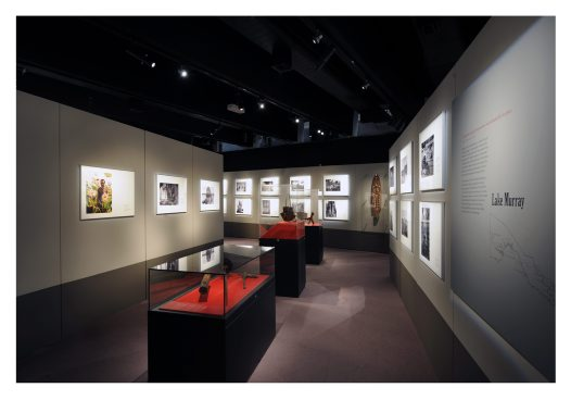 Frank Hurley exhibition image1