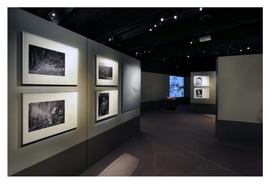 Frank Hurley exhibition image6