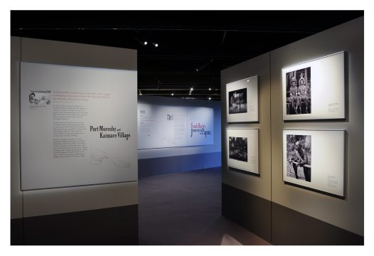 Frank Hurley exhibition image7