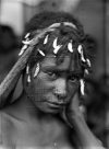 Woman of Fane village Central Province July 1921