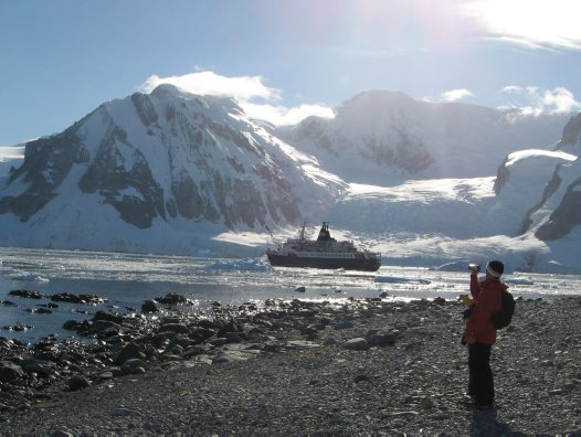 AM Members Trip Antarctica Ship