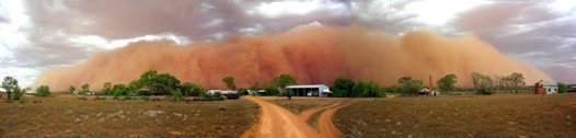 Eureka Prize: Dust Storm Approaching