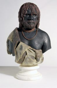 Bust of Wouraddy AUR466