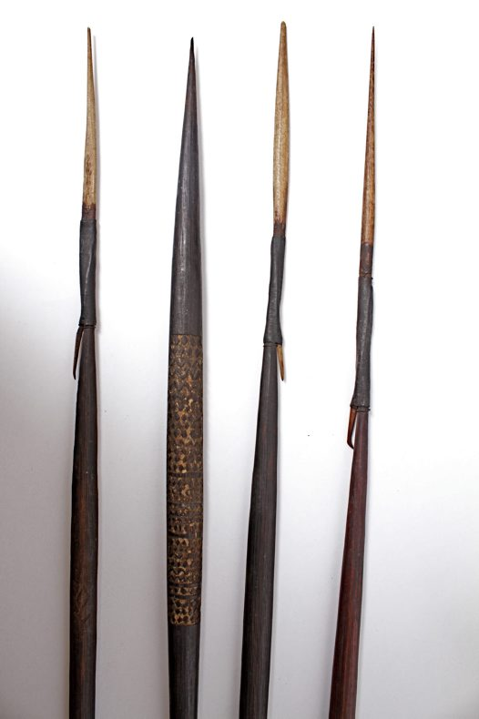 Arrows from Mer, Torres Strait