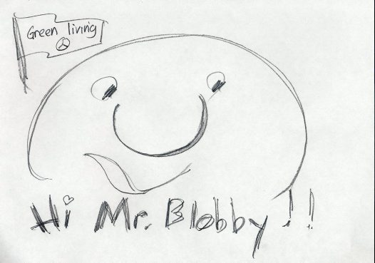 My Blobby Drawing - 3