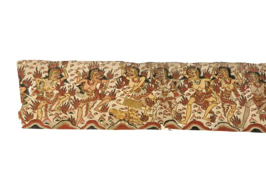 Balinese painting E74214G