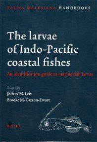 Book: The larvae of Indo-Pacific coastal fishes