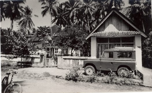 Anthony Forge's Home in Kamasan, Bali