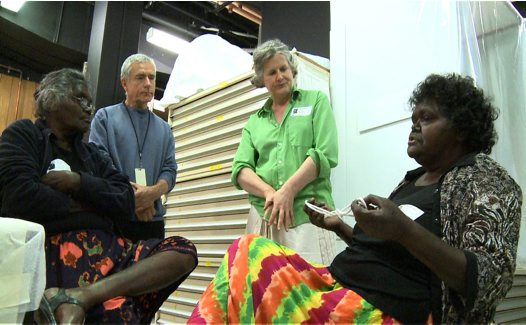 Yirrkala Women and String Figures