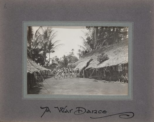 War Dance, Collingwood Bay, PNG