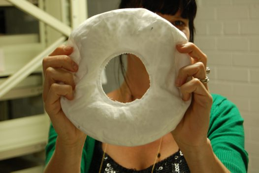 Heather Joynes's nifty doughnuts