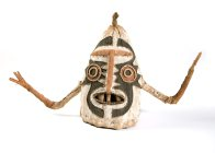 Mask, Papua New Guinea E22244