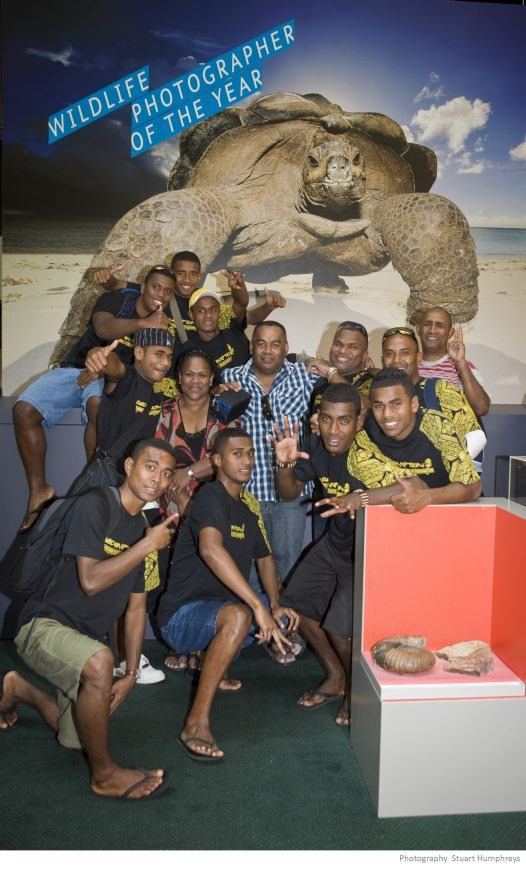 Redemption Singers from Fiji at Australian Museum