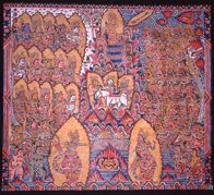 Balinese Painting: E74177A
