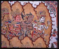 Balinese Painting: E74177D