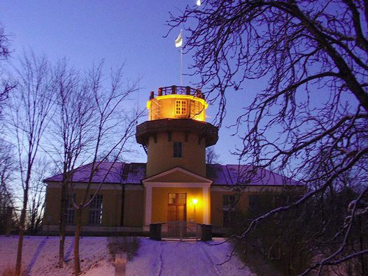 Observatory in Norway