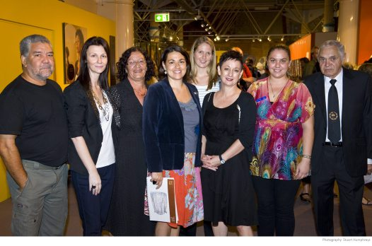 Possum Skin Cloak Exhibition Launch