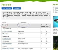 Find a fish screenshot