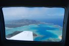 Aerial view of Lizard Island