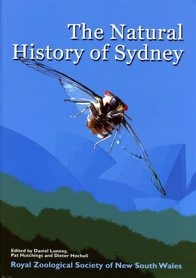 The Natural History of Sydney: book cover