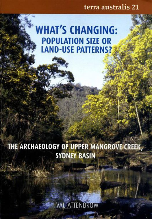 What's Changing: Population Size or Land-Use Patterns: book cover