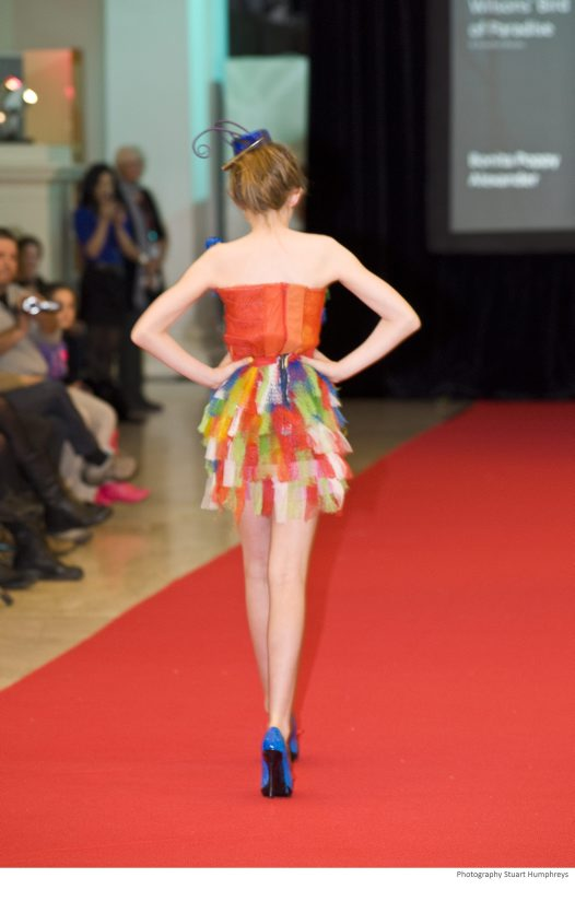 FLW 2011 Finalist, Secondary School: Bonita (back)