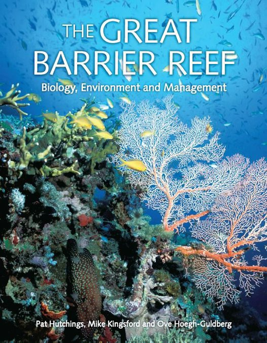 The Great Barrier Reef, book cover