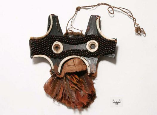 Mouth ornament, Papua New Guinea