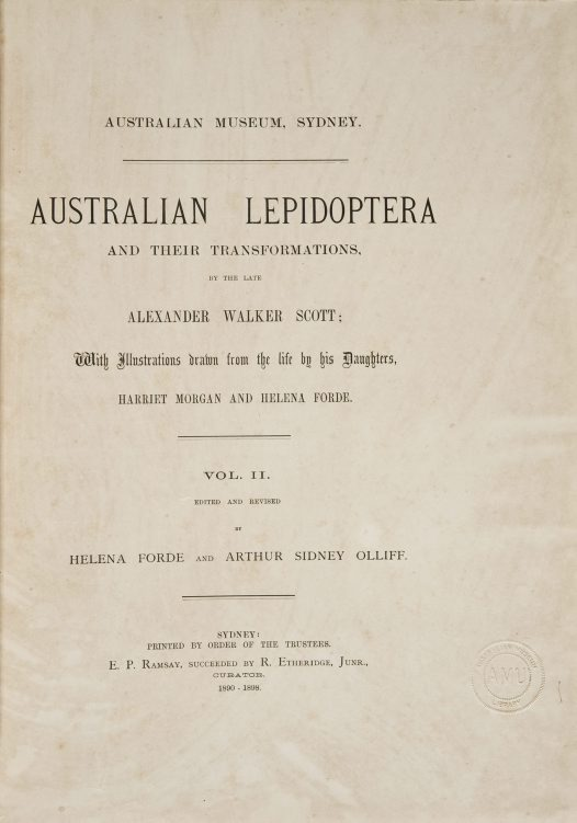 Volume 2, Title Page