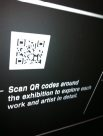 Love Lace Exhibition - QR code explained