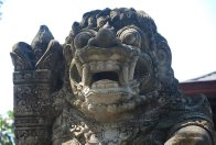 Temple of Death, Ubud: Stone Carving E