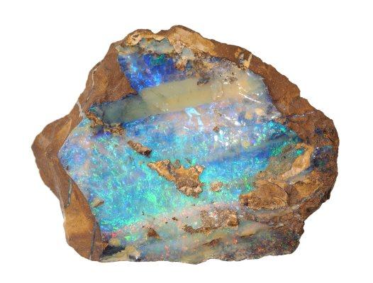 Boulder Opal Queensland Australian Museum