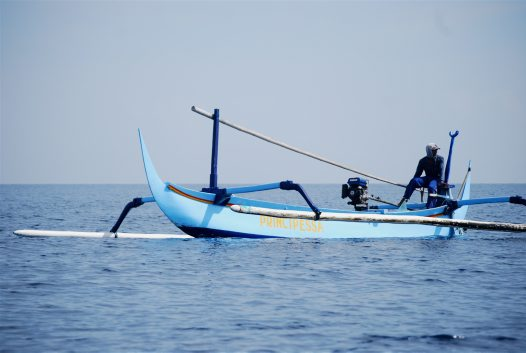 Fishing Boat-Canoe A