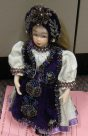 Doll from Slovenia