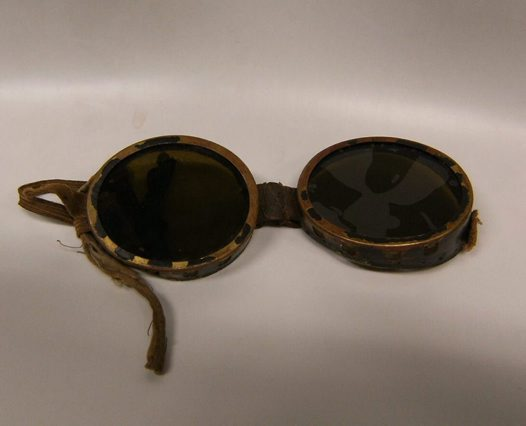 WWII army goggles